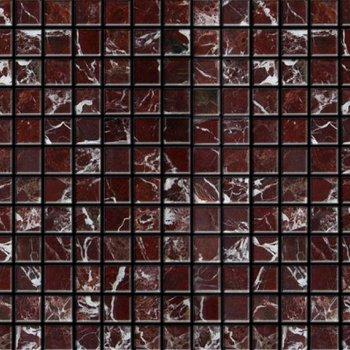 Мозаика Rosso Levanto