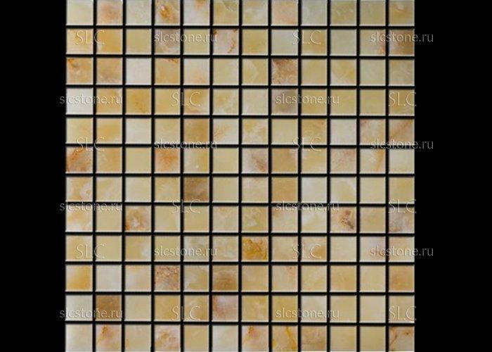 Мозаика Light Honey Onyx