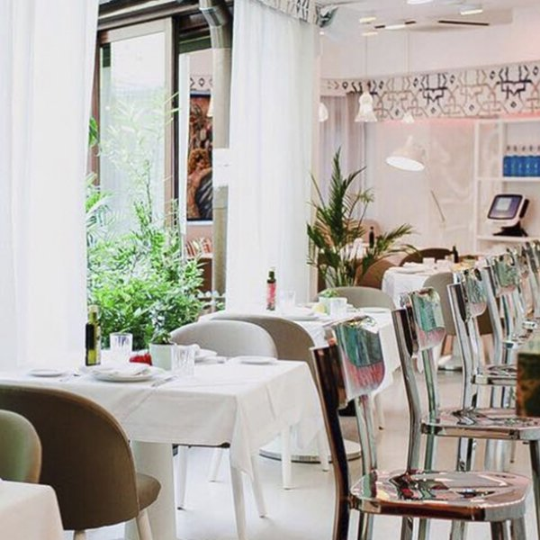 Барная столешница для ресторана Семирамис